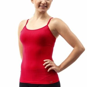 Women Soft Stretch Tank Top, SP-11120, Red
